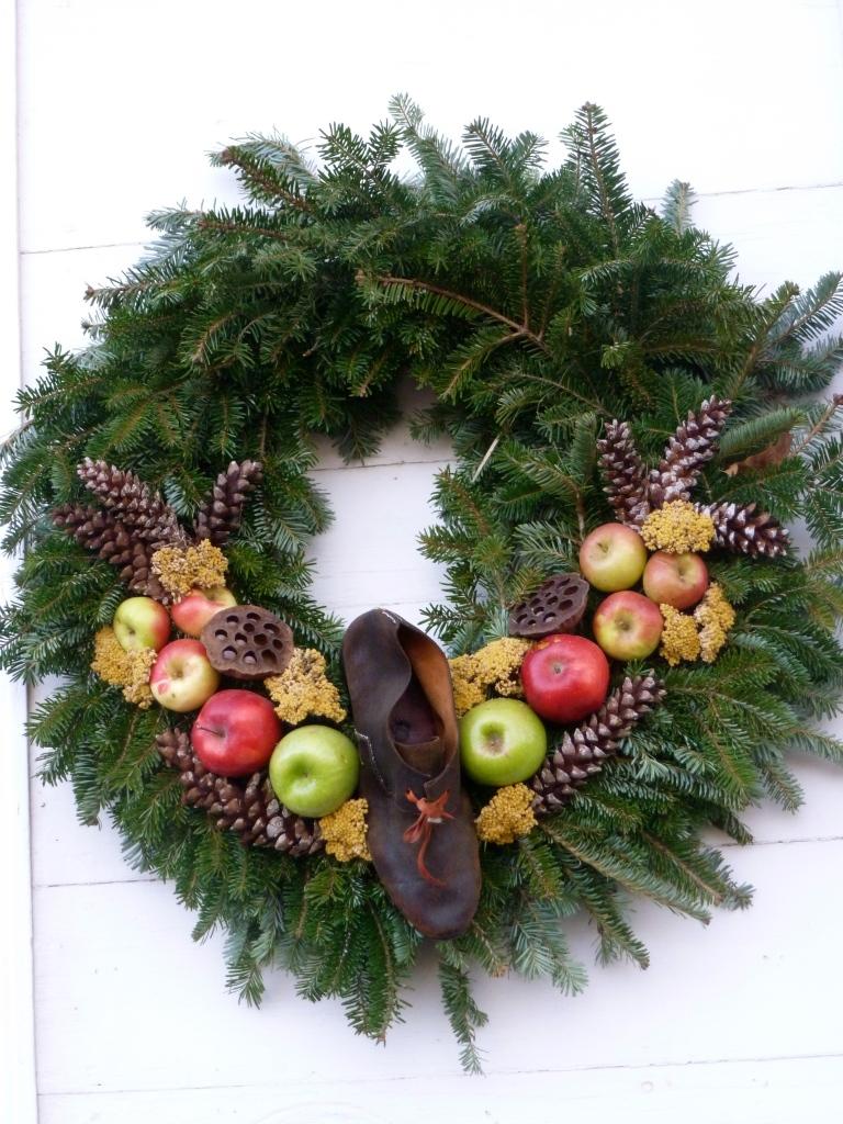 Christmas, naturally, in Williamsburg, Va.